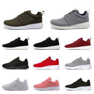 nike roshe one Tanjun Run En Ucuz Erkekler Tanjun 1.0 3.0 Hafif Nefes Kadınlar Zeytin Siyah Gri Green Londra Olimpik Spor için spor ayakkabıları Koşu