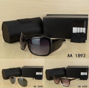 2018 Elegant Luxury Style best Quality da uomo o da donna Occhiali da sole con astuccio originale occhiali Vintage party Party Casual Vision Driving Eyewear