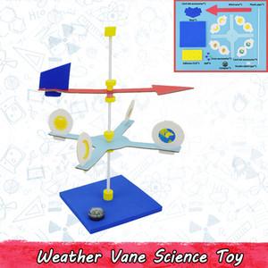 ريشة ريشة اليدوية تجميع نموذج لعب للأطفال تجربة الفيزياء التدريب العلمي أدوات تعليمية للفصل الهدايا الإبداعية