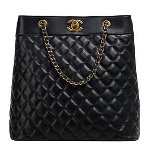 مزاج جوكر الكلاسيكية الشعبية عالية القدرات حقيبة يد 2019 أزياء جديدة الملمس البرية سلسلة حقيبة Lingge الكتف رسول Bag1 NEW