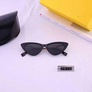 2020HOT Designer Lunettes de soleil de luxe Lunettes de soleil Marque de mode pour les hommes Femme en verre Rectangle conduite UV400 adumbral avec la boîte