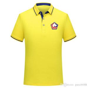 2019 2020 Lille Herren Designer Polo Männer Baumwollgewebe Lille Polo T-Shirt mit Kragen beiläufigen T-Shirt T-Shirt Tops XXS-3XL