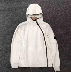 Hotsale 2020 CP Company Мужские куртки Марка Ветровка Дизайнерские Женщины Толстовки мужские Роскошные пальто Повседневный Сайдуэй Zip Outer Wear B103412L