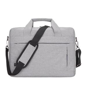Litthing Laptop Bag Caso 14/15 Inch tiracolo computador sacos impermeáveis Messenger Mulheres Homens Notebook Bolsa de Negócios