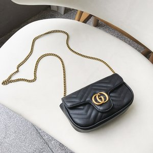 A + 2019 yeni BAYAN torba moda rhomboid zincir küçük kare çanta mektup tek omuz eğik açıklık küçük çanta