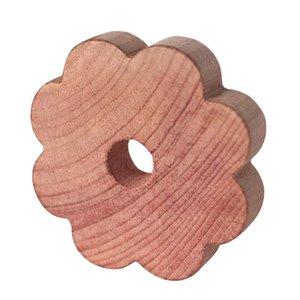 BRIDAY 1/2 / 5PCS Bois de Cèdre Mildiou Proofing déparasitage naturel Moth Mildiou Proofing Armoire de bois de cèdre pour vêtements Armoire