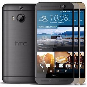 تم تجديده HTC ONE الأصلية M9 M9 + زائد 5.2 بوصة الثماني الأساسية 3GB RAM 32GB ROM 20MP 4G LTE الذكية الروبوت الهاتف المحمول مجانا DHL محفظة 5pcs