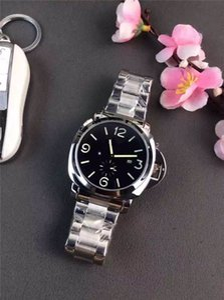 Mens di marca di alta qualità del progettista orologi dell'esercito della vigilanza dell'acciaio inossidabile Automatico Data moda degli orologi degli uomini Montres de progettista pour hommes
