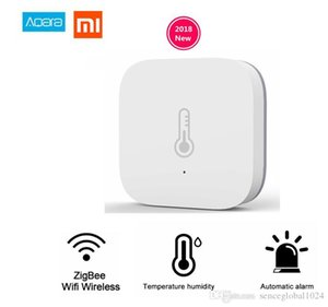 Xiaomi Mi Aqara Temperature Humidity Sensor Environment Air Pressure Mijia Smart Home Zigbee Wireless Control by Mihome Gateway