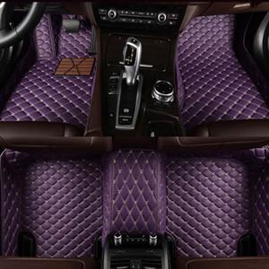 BYD F0 F3 F6 루이 SIRUI G3 G5 G6 G3R F3R L3 S6 S7 E2 E3 E6 M6 차량 카펫 정의 자동차 바닥 매트