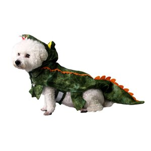 Dog Hoodies Funny Dragon Pet Puppy Coat Dinosaur Clothing Up Teddy Chihuahua Jersey Clothing for Small Dogs For Puppy