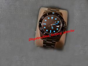 9 couleurs hommes chaud Vendeur Montre 40mm 116610 montre mécanique automatique lunette en céramique saphir montres montre-bracelet de 2813 hommes de mouvement