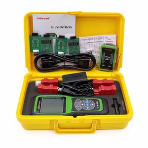 OBDSTAR X100 PROS AUTO PROGRAMAÇÃO CHAVE C + D + E incluindo EEPROM X100 PRO para imobilizador + correção do odômetro + OBD Substituir X-100 Pro