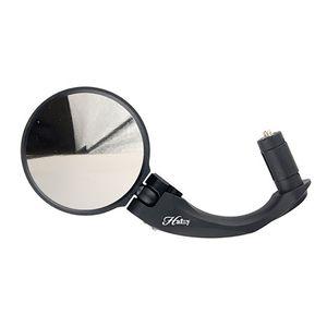 Acessórios moto Ferramenta de bicicleta Qualidade da bicicleta guiador flexível traseiro Ver Espelho Retrovisor Segurança Dropshipping Z0701