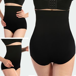 Sexy Women Cotton Fiber Panties Fashion Designer Body Shaper Hip Abdomen Tummy Control Briefs High Waist Underwear For Women