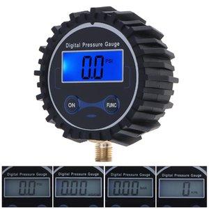 Portable Night Vision numérique de précision électronique des pneus Gauge pneus compteur pression d'air testeur avec rétro-éclairage 0 -230 Psi Tire Cec _70x