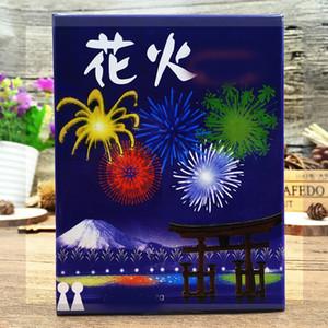 2-5 jugadores Hanabi Juego de mesa Juegos de Cartas fácil de jugar divertido de la fiesta para el juego / Familia
