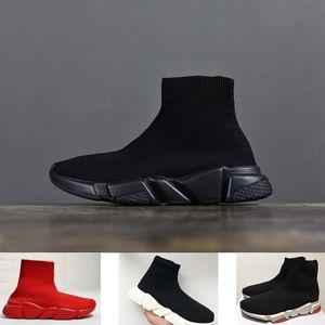 2020 vendita calda Triple S città calzino allenatore maglia Sneaker Uomo Donna Lover scarpe da corsa scarpe sportive