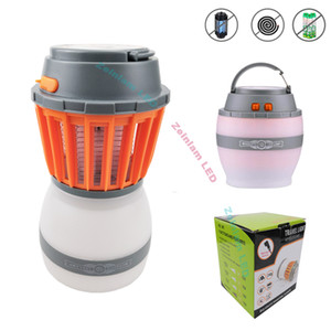 Bébé amical Tueur électronique Mosquito lumière USB Mosquito lampe Tueur d'insectes électronique Bug Zapper anti-moustique UV Night Light
