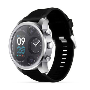Sports smart watch dual time zone color screen heart rate sleep exercise pedometer caller information waterproof smart bracelet hx20060302