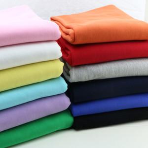 Ширина 185см 32S 100% хлопок Diy трикотажные свитера из махровой ткани с капюшоном с капюшоном Ткань для одежды