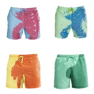 10Pcs Hot Men Board Shorts Plus Size Surf Trunks Swimwear With Size 40 42 44 Twin Micro Fiber Boardshorts Beachwear Bulk#150