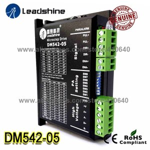 Leadshine DM542-05 1A a 4.2A 20 a 50VDC para Nema 17 Nema23 NEMA 42 y NEMA 57 Stepper Motor 25000 Pulse por rev. Envío gratis
