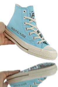 Golf Le Fleur x Chuck 70 Hi'Blue tênis, senhoras tênis, sapatos formais para as mulheres, bom preço melhores esportes tênis para homens bota