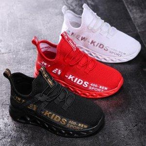 Kid zapatos corrientes de las zapatillas de deporte de verano Niños Deporte Tenis Infantil Boy cesta Calzado tamaño fresco chica Chaussure Enfant