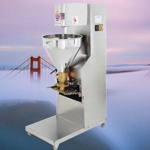 Makineyi 280pcs / dk 1100W oluşturan Yeni yükseltilen ticari köfte makinası tavuk köfte sığır topu makine otomatik köfte