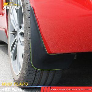 Avant de la Voiture Arrière De Voiture Mud Flap bavettes Splash Gardes Garde-Boue Fender Fusées extérieur Pièces Pour BMW 3 Série Sport F30 2017-2018