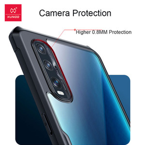 Shockproof Case For OPPO Find X2 Pro Case Protective Cover Airbag Bumper Fitted Soft Shell For OPPO Find X2 Case