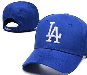 Toptan yeni varış Snapback Caps Strapback Moda Los Angeles kap Ayarlanabilir Tüm Takım Beyzbol kadın erkek Snapbacks Yüksek Kalite şapka 01