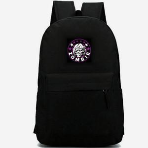 Rob Zombie Rucksack Heavy Metal Rock Daypack Hot Schultasche Music Star Rucksack Casual Schultasche Outdoor Daypack