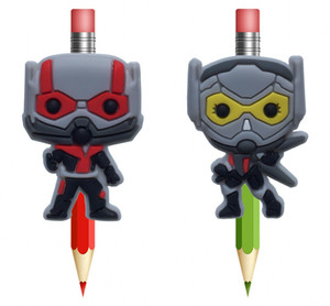 Ant-Man and the Wasp Character Pencil Topper Pens stationery Item Kids Gifts Accessories Cartoon Souvenir Free Shipping