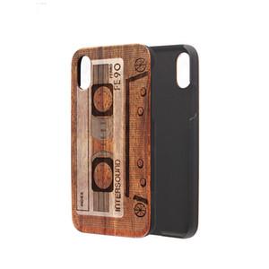 حالات الهاتف صديقة للبيئة العلامة التجارية روزوود الخشب الطبيعي للحصول على 6 7 8 X XS ماكس على 2019 الجديد اي فون برو 11 ماكس