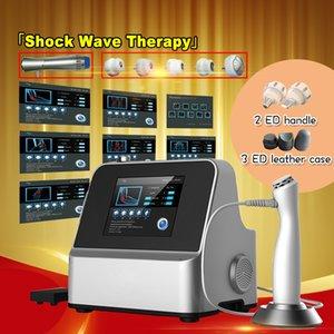 Electracoporeal Smart Wave und Gainswave Shock Wave mit niedriger Intensität Shock Wave Therapy Physicaly für Körperschmerzen Relif