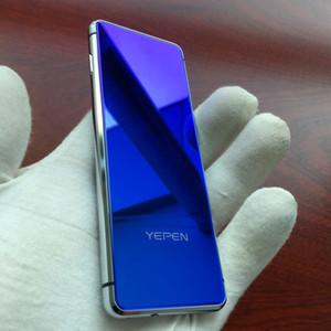 "Nuovo GSM WCDMA 3G sbloccato i telefoni cellulari Bluetooth 1.6"" Dialer Celular 4 bande telefoni di China Mobile ultrasottile mini telefono cellulare Dual SIM Goodphone"