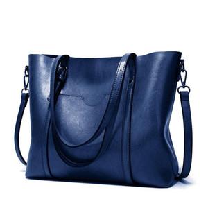designer luxury handbags purses Lady Hand Bags Pocket Women messenger bag Big Tote Sac Bols designer tote bag blue color