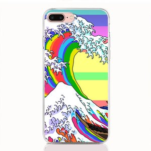 For Google Pixel 2 3 XL 3XL 2XL 3XL Lite 3 Lite case soft TPU Print pattern Cartoon Wave Art Japanese High quality phone cases