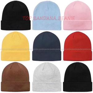 UNHS 19FW Bandana BOGO Beanie del cappello del Beanie paio freddo cappello a maglia Mens E Donne Coppie di qualità 8COLORS UION004