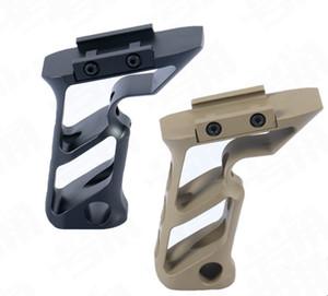 Bluecamp CNC Unmarking FORTIS SHIFT Vertical Grip Black