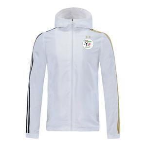 2020 куртка Algeria Hoodie Windbreaker Tracksuits футбол трикотажные изделия активные ветровка толстовки футбольные спортивные зимние пальто мужские куртки
