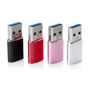 Type C Femme Pour USB 3.1 Adaptateur mâle OTG câble convertisseur de charge Date de transfert pour Samsung Huawei Xiaomi