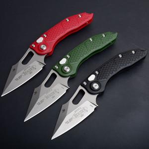 GUO tre modelli = coltello automatico Micro Technology DOC (contatto mortale) trattamento criogenico m390 + strumento 60HRC + EDC