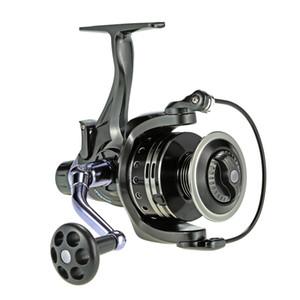 كونور 11 + 1bb الكرات الغزل الغزل بكرة المياه المالحة 5.9: 1 الصيد بكرة مزدوجة الفرامل عالية القوة عجلة الكارب صيد السمك