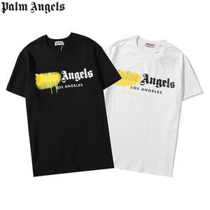 럭셔리 짧은 소매 남자의 여름 브랜드 T 셔츠 유럽 캐주얼 T 셔츠 편안한 짧은 소매