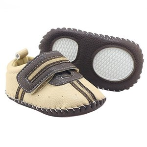 Baby Boys Shoes Leather Solid Rubber Patch Soft Sole Boys Casual Shoes New Fashion Spring Autumn