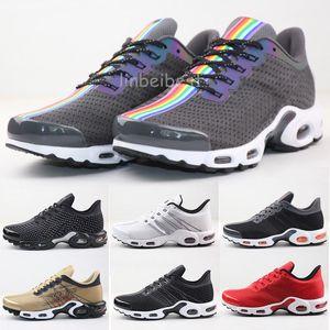 2020 Original Tn Zoom Pegasus Turbo Mens Running Shoes Luxury Designer Chaussures Plus Tn Black White Wmns Racer Men Sneakers Size 40-46