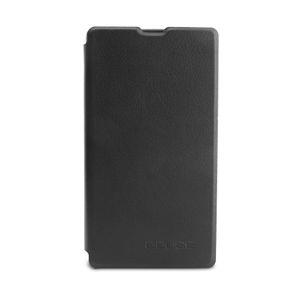 Ocube Flip Folio Stand Up Holder Funda de cuero Pu para el teléfono celular Bluboo S1